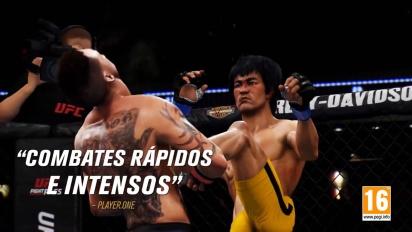 UFC 3 - Tráiler de lanzamiento español