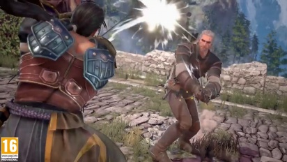 Soul Calibur VI - Geralt Showcase