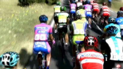 Pro Cycling Manager Season 2012 trailer