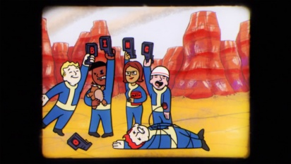 Fallout 76 - Vault-Tec Presents: Atomics for Peace! Nukes Video