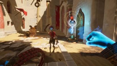 City of Brass - Nintendo Switch Trailer