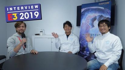 Monster Hunter: World - Iceborne - Entrevista a Ryozo Tsujimoto y a Kaname Fujioka