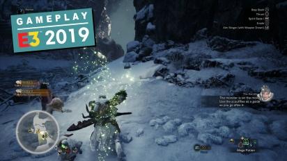 Monster Hunter: World - Gameplay de Iceborne