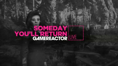 Someday You'll Return - Replay del Livestream