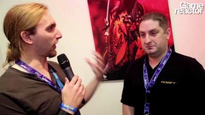 GC 12: Blade & Soul - vídeo entrevista en primicia