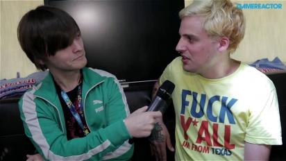 E3 13: Hotline Miami 2: Wrong Number - entrevista
