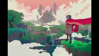 Hyper Light Drifter - Xbox One E3 Trailer
