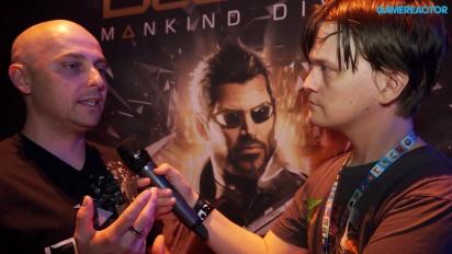 Deus Ex: Mankind Divided - Entrevista a Stephane Roy