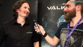 Eve: Valkyrie - Entrevista a Andrew Willans