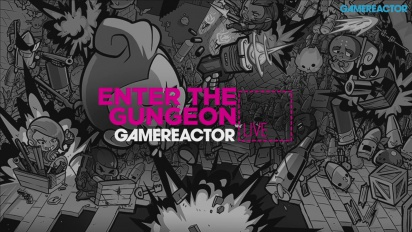 Enter the Gungeon - Livestream Replay