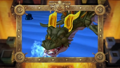 Dragon Quest VII: Fragments of the Forgotten Past - E3 2016 Trailer