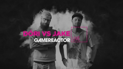 Jake vs. Dóri - Replay del Livestream