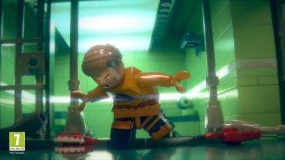 LEGO DC Súper-Villanos - Tráiler del anuncio en español