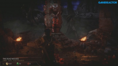 Mortal Kombat 11 - Gameplay de la Cripta