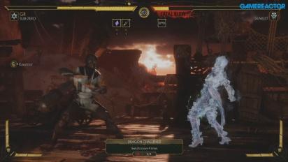 Mortal Kombat 11 - Gameplay de Torres del Tiempo