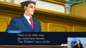 Phoenix Wright: Ace Attorney Trilogy - Replay del Livestream