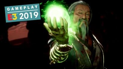 Mortal Kombat 11 - Lo mejor de Shang Tsung