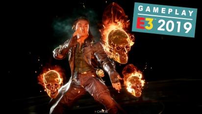 Mortal Kombat 11 - Gameplay del DLC Shang Tsung