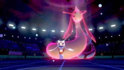 Pokémon Espada y Escudo - Tráiler de combate en español