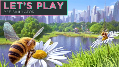 Let's Play Bee Simulator