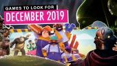 Los juegos del mes: Diciembre de 2019