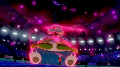 Pokémon Espada y Escudo - Nuevas evoluciones e Incursión Snorlax Gigamax