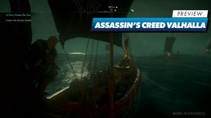 Assassin's Creed Valhalla - Preview en Vídeo