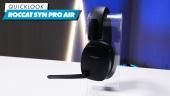 Roccat Syn Pro Air - El Vistazo
