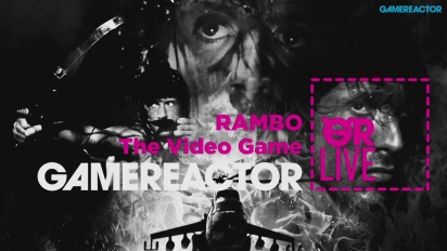 Gameplay Rambo: The Video Game - repetición del Livestream