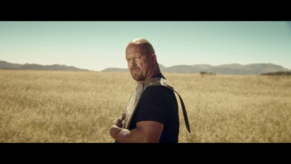WWE 2K16 - Cover Superstar Announcement