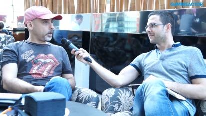 Raiders of The Broken Planet - Entrevista a Enric Álvarez