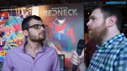 Immortal Redneck - Entrevista a Enrique Paños Montoya