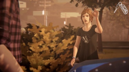 Life is Strange: Before the Storm - Chloe & David Gameplay