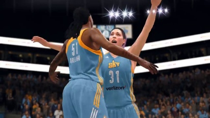 NBA Live 18 - WNBA Trailer