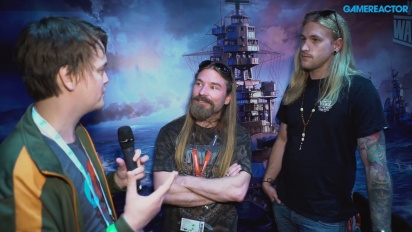 World of Tanks - Entrevista al grupo Sabaton