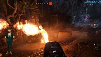 Wolfenstein II : The New Colossus - Impresiones en vídeo