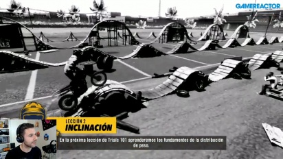 Trials Rising - Replay del livestream español