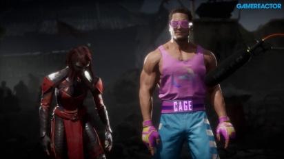 Mortal Kombat 11 - Gameplay de Fatalities