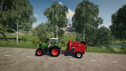 Farming Simulator 19 - Anderson Group DLC Trailer