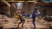 Mortal Kombat 11 - Gameplay de Sub-Zero, Scorpion y Sonya