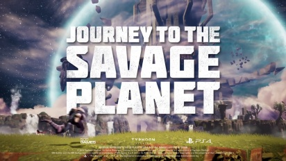 Journey to the Savage Planet - E3 Trailer