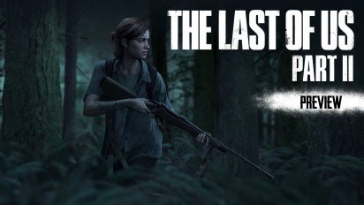 The Last of Us: Part II - Preview en vídeo