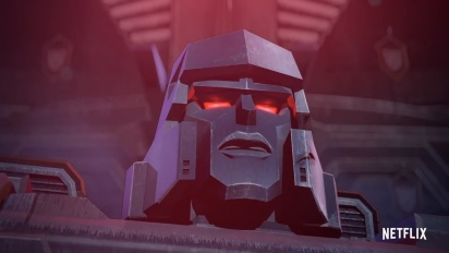 Transformers: War For Cybertron Trilogy: Siege - Trailer