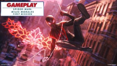 Spider-Man: Miles Morales - Montaje de la primera Misión con Ray-tracing