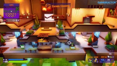 Worms Rumble - Gameplay de la beta