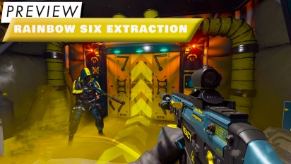 Rainbow Six: Extraction - Preview en vídeo
