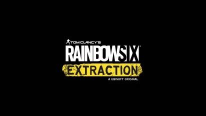 Rainbow Six: Extraction - Vistazo a fondo