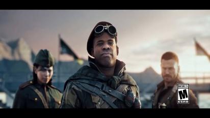 Call of Duty: Vanguard - PlayStation Alpha Trailer