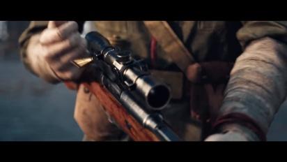 Call of Duty: Vanguard - Tráiler Alpha Colina del Campeón