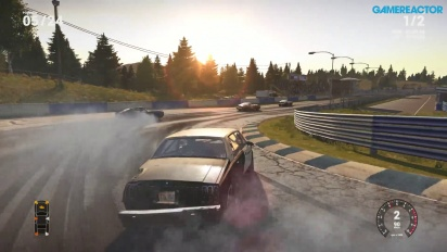 Next Car Game - gameplay tras el parche de febrero